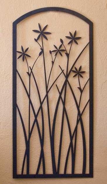 Flowering Star Grass by Trellis Art Designs