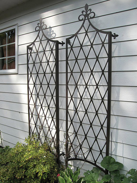 Traditional French Trellises Trellis Art Designs