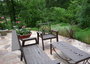 Outdoor Furniture Portfolio Categories Trellis Art Designs