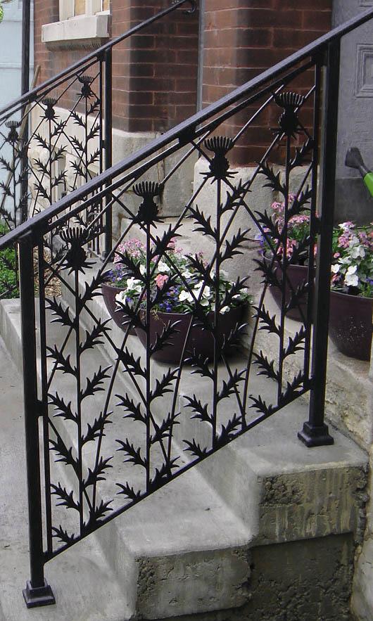 Magdalene Handrail