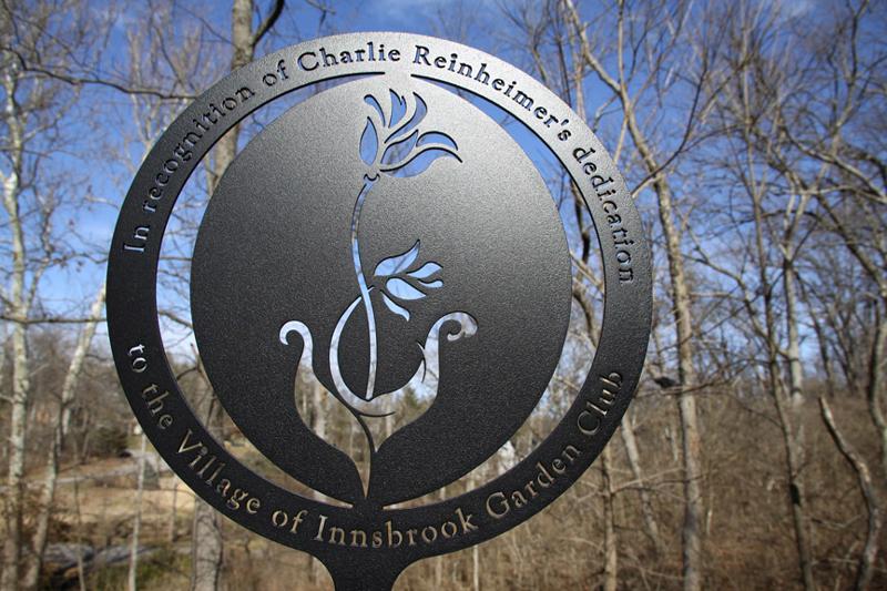 Innsbrook Garden Club marker