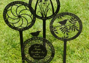 garden club markers